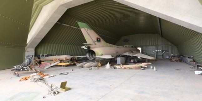 Libya'da Türk Silahlı Kuvvetleri'nin Bulunduğu Üs Vuruldu