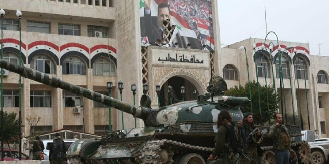 Teröristlerin Suriye Ordusuna Saldırısı Püskürtüldü