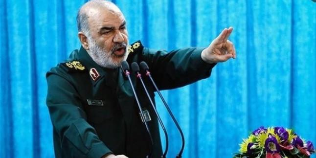 İran Devrimi Muhafızları Ordusu Genel Komutanı: General Süleymani'nin Yolunu Devam Ettireceğiz