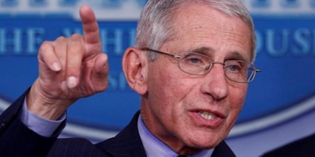 ABD'nin en yetkili kamu sağlığı uzmanı Fauçi: ABD'de korona kaygı verici boyutta