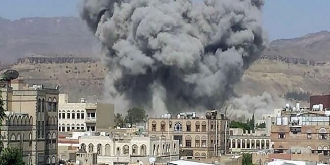 Yemen'de onlarca Suudi askeri cehenneme yuvarlandı!
