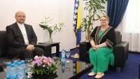 Bosna Hersek, İran İslam Cumhuriyetine destekleri için teşekkür etti