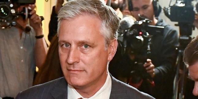 Beyaz saray milli güvenlik danışmanı Robert O'Brien  İslami İran karşısındaki hezimetleri itiraf etti