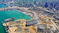 Lübnan Cumhurbaşkanı Mişel Aun: Patlamanın Yol Açtığı Maddi Hasar 15 Milyar Doları Aştı