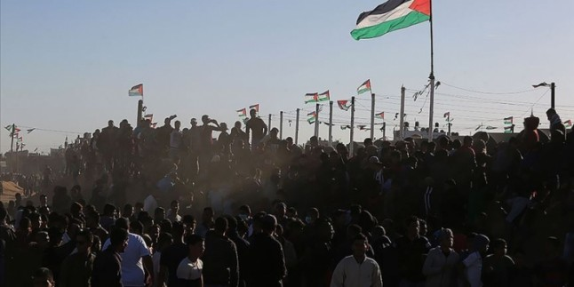 Filistin İntifadası'nı Destekleme Konferansı, BAE'yi Kınadı