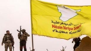 Suriye'nin Haseke Şehri Kırsalında YPG Teröristlerine Yönelik Bombalı Saldırı Düzenlendi: Saldırı da 3 Terörist Öldü, 8 Terörist Yaralandı