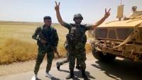 Suriye Ordusu İle ABD İşgalcileri Çatıştı: 1 ABD Askeri Yaralı