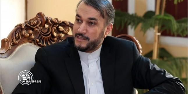 Emir Abdullahiyan: Siyonizm, Fars Körfezi ülkelerini yeni bir taktikle işgal ediyor