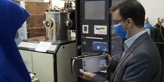 İran'da canlı insan arama dedektör cihazı üretildi