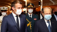 Macron: Hizbullah Lübnan halkının bir kesiminin gerçek temsilcisi