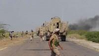 Yemen'de işgalci koalisyon güçleri yanlışlıkla kendi işbirlikçilerini bombaladılar