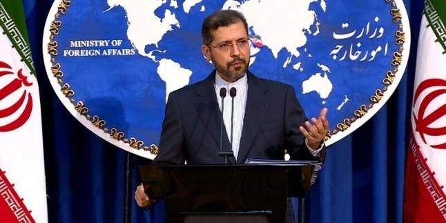 İran Dışişleri Bakanlığı sözcüsü: Pompeo'nun İran konusunda twittleri onun hayal kırıklığı ve depresyonunu gösteriyor