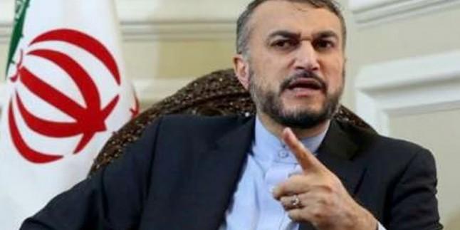 İran: Sudan, Arabistan'dan aldığı 300 milyon dolar karşılığında İsrail ile ilişkileri normalleştirdi