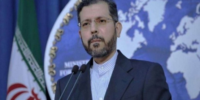 İran'dan Fransa'nın İslam'a hakaretine kınama