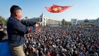 Kırgızistan'da siyasi kriz! Başbakan ve Meclis Başkanı istifa etti