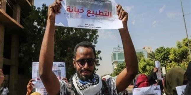 Sudan'da Siyonist Rejimle Normalleşmeye Karşı Halk Direniş Cephesi Kuruldu