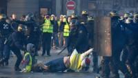 Fransa'da Polisin Şiddeti ve Irkçılığına Karşı Geniş Çaplı Gösteriler