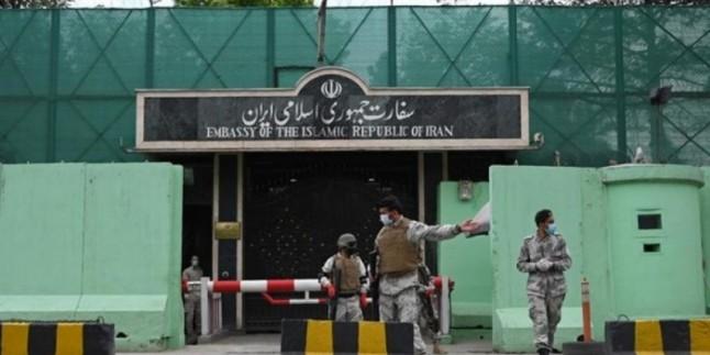 İran'ın Kabil büyükelçiliğine füze isabet etti
