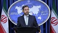 İran Dışişleri Sözcüsü: Nükleer Anlaşma kimse tarafından yeniden açılamaz