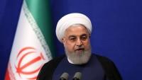 İran Cumhurbaşkanı Ruhani: ABD'de yaşananlar İran için önemli değil