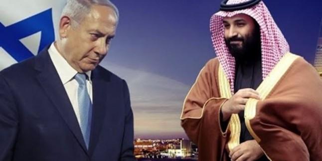Pompeo ve Netanyahu, Suudi Arabistan'ı ziyaret etti