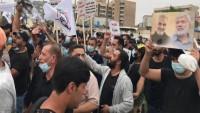Irak Halkı ABD Askerlerini Protesto Etti