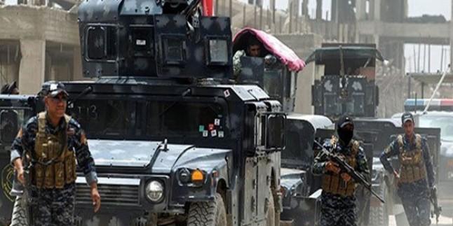 Irak'ta IŞİD saldırısı: 3 polis hayatını kaybetti