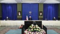 Hasan Ruhani: ABD'ye karşı politikalarımız değişmeyecek!