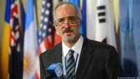 Suriye'nin BM Daimi Temsilcisi: ABD, Başkalarının Kaderini Belirleyemez