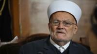 Mescidi Aksa Hatibi Şeyh İkrime Sabri: İslam'a saygısızlık batının aptallığının göstergesidir