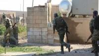 Suriye'de teröristler kendi aralarında çatıştı
