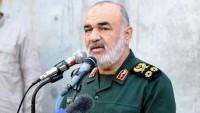 Komutan Selami: Şehit Süleymani suikastı ile düşmanı bölgeden çıkarma yolu açıldı