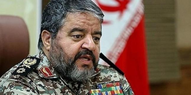 General Celali: İran'ın akıllı füzesi ve insansız hava aracı gücü ABD yaptırımlarının sonucudur