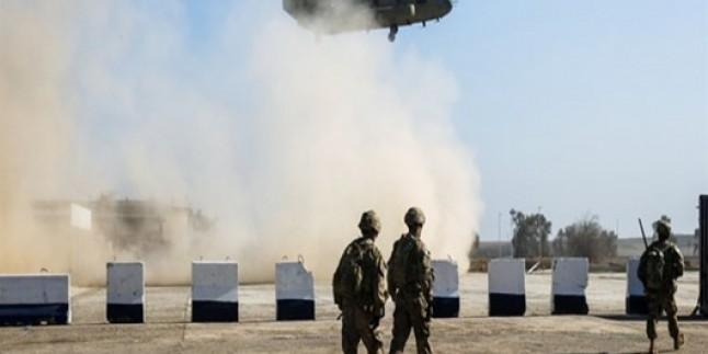 Amerika IŞİD'i Suriye'den Irak'a yerleştirme peşinde