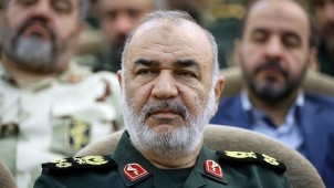 İran Sipahiler Ordusu Başkomutanı General Selami Huzistan eyaletine gitti