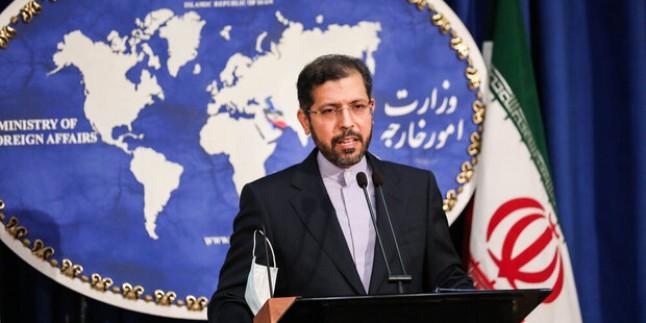 İran'dan 'Güney Kore bandıralı tanker' açıklaması