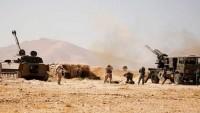Suriye Ordusu OSÖ Teröristlerinin Komuta Merkezini Vurdu: 10 Komutanla Birlikte 35 Terörist Öldü