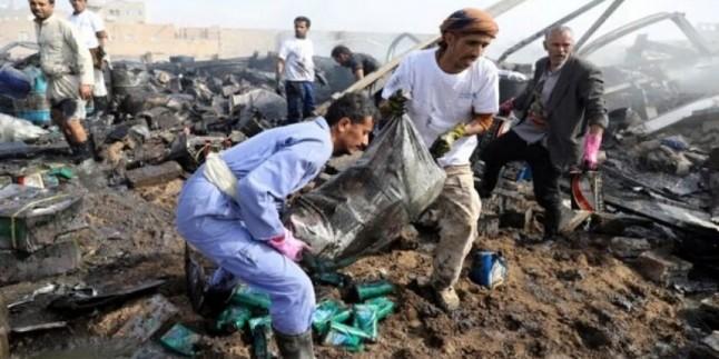 Büyük Şeytan ABD, Yemen Ensarullah Hareketi'ni terör listesine alacak