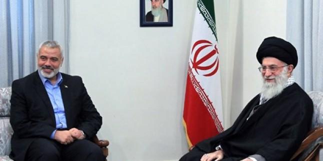 Hamas'tan İmam Seyyid Ali Hamanei'ye Kutlama Mesajı