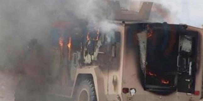 Irak'ta Amerikan konvoyuna yine saldırı düzenlendi
