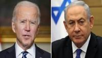 Siyonist Netanyahu: Batı Şeria'nın ilhakı Joe Biden'in onayı olmadan gerçekleşmeyecek
