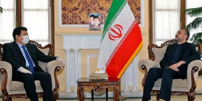 İran, Suriye'ye kararlı şekilde desteğine devam edecek