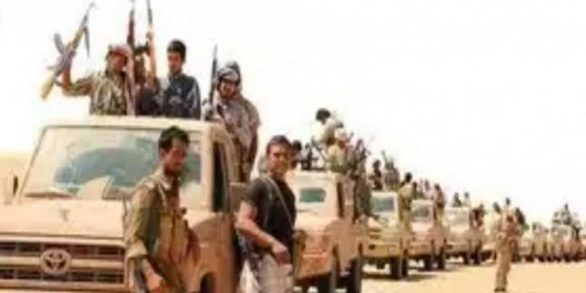 Yemenli güçler Ma'rib cephesinde ilerlemeye devam ediyor