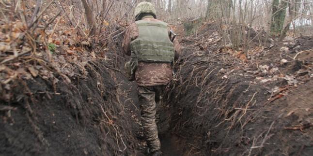 Donbas bölgesinde Rus yanlısı ayrılıkçılar ile Ukraynalı askerler arasında çatışma çıktı