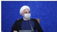 Ruhani: İran ekonomisinin yönü engelleri kaldırmak ve üretimi desteklemektir
