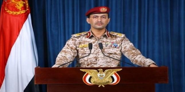 Yemen Ordusu Suudi Arabistan topraklarındaki hedeflere yönelik 17 adet İHA ve iki adet balistik füzeyle geniş kapsamlı operasyon düzenlendiğini duyurdu