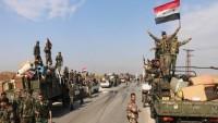 Suriye Ordusu Bir Kontrol Noktasını SDG'den Geri Aldı