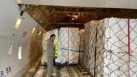 İran'a iki yeni Corona aşı üretim hattı ekipmanı geldi