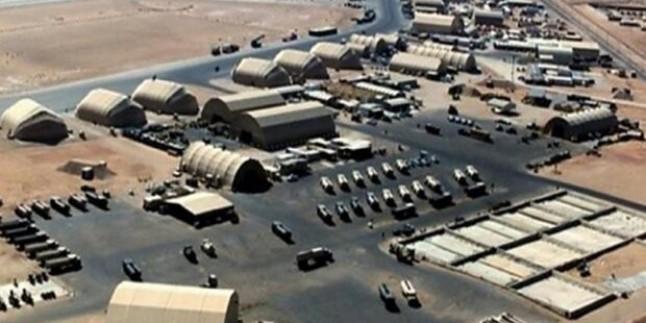 ABD'nin Irak'taki Ayn el Esad Üssü'ne İHA'lı saldırı