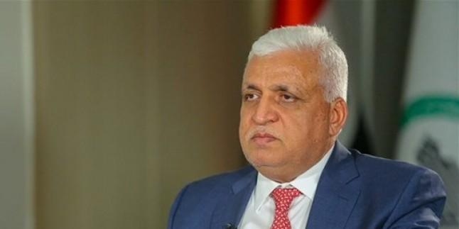 Haşdi Şabi Başkanı Fayyaz: Amerikalı askerlerin varlığı, Irak'ta istikrarsızlık kaynağı